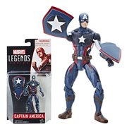 Marvel Legends Series 3 3/4-Inch Captain America Action Figure