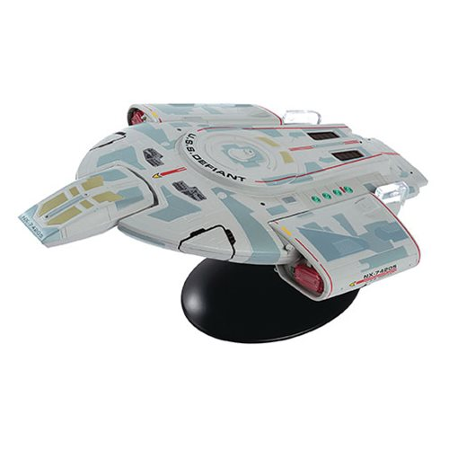Star Trek Starships Special U.S.S. Defiant NX-74205 with Collector Magazine #23