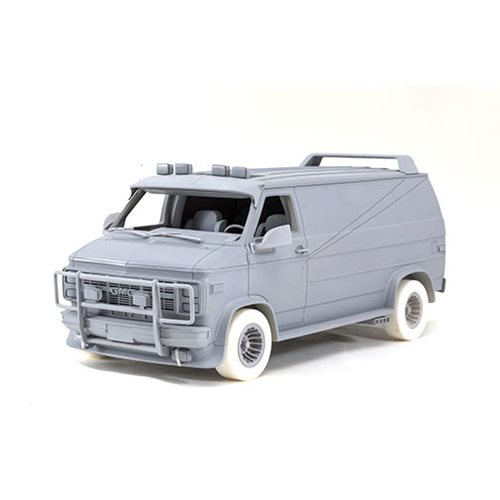 The A-Team (TV Series) 1983 GMC Vandura Bespoke Collection 1:12 Scale Resin Model Vehicle