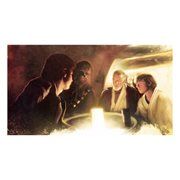 Star Wars Transport Negotiations by Brian Rood Canvas Giclee Art Print