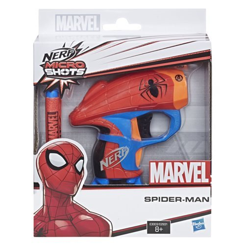 Marvel Nerf Micro Shots Blasters Wave 2 Case
