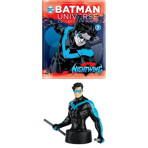 DC Batman Universe Nightwing Collector Bust #7