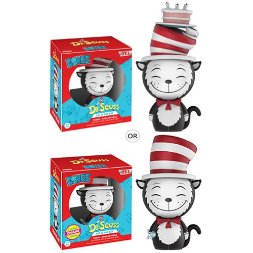 Dr Seuss Cat In The Hat Dorbz Vinyl Figure