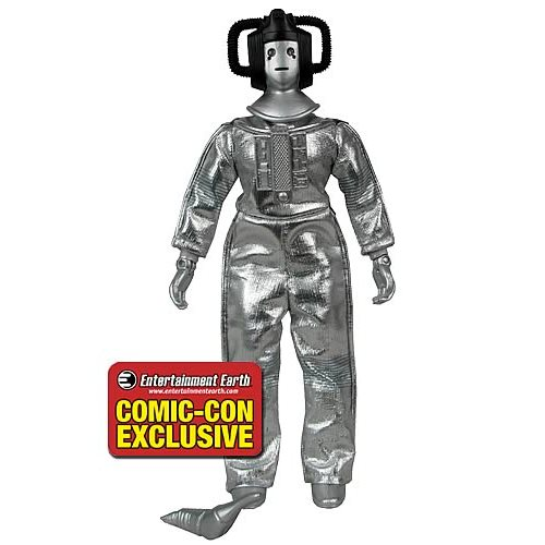 Doctor Who Series 2 Cyberleader Exclusive Action Figure