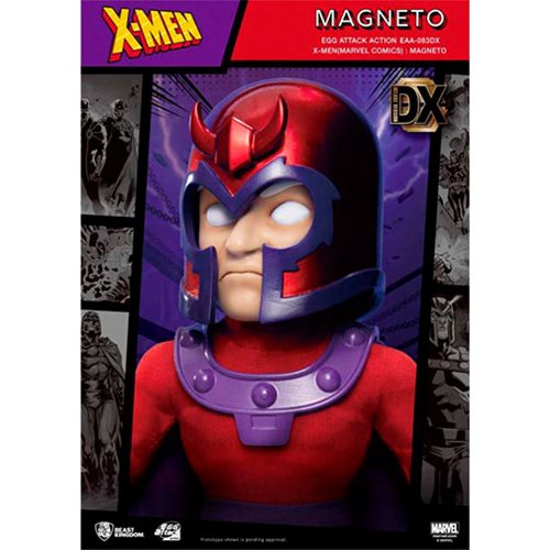 X-Men Magneto EAA-083 Special Edition Version Action Figure - Previews Exclusive