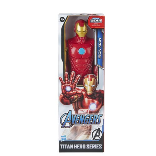 Avengers: Endgame Titan Hero Series A Action Figure Wave 3 Revision 1 Case