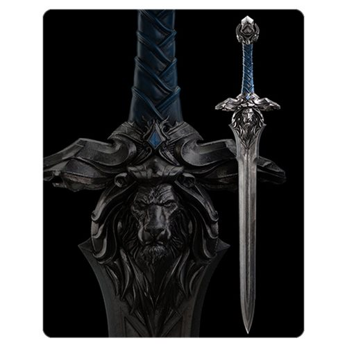 Warcraft Royal Guard Sword 1:1 Scale Prop Replica