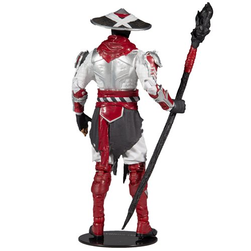 Mortal Kombat Series 4 Bloody Raiden 7-Inch Action Figure