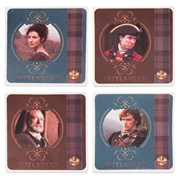 Outlander Ceramic Coaster 4-Pack