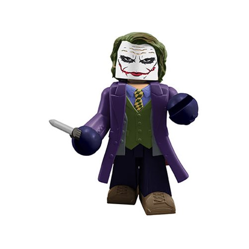 DC Comics Batman Dark Knight Joker Vinimate Vinyl Figure