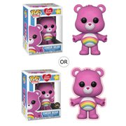 Care Bears Cheer Bear Pop! Vinyl Figure #351, Not Mint