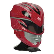 Power Rangers Movie Legacy Red Ranger Helmet, Not Mint
