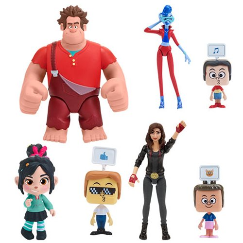 Ralph Breaks the Internet Action Figure Wave 2 Case
