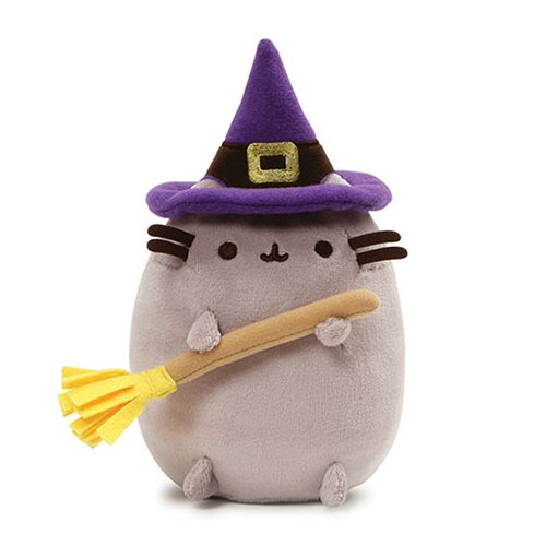 Pusheen The Cat Pusheen Witch 7 1/2-Inch Plush