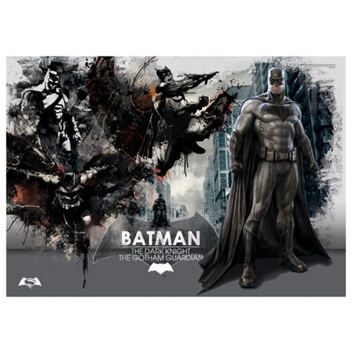 Batman v Superman: Dawn of Justice The Dark Knight MightyPrint Wall Art Print