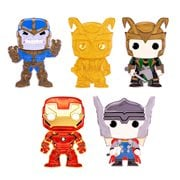 Marvel Large Enamel Pop! Pin - 1 Random Pin