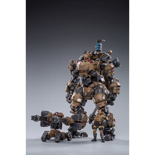 Joy Toy Steel Bone Mecha Desert Type 1:25 Scale Action Figure