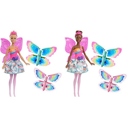 Barbie Dreamtopia Feature Fairy Doll Case