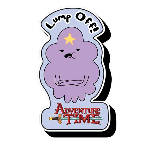 Adventure Time Lumpy Space Princess Funky Chunky Magnet