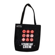 One Piece Straw Hat Crew Tote Bag