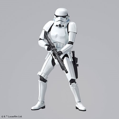 Bandai Star Wars Han Solo Stormtrooper 1:12 Scale Model Kit