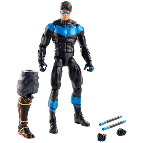 DC Multiverse Rebirth Nightwing Action Figure