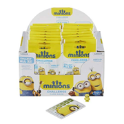 Despicable Me Minion Challenge Card Game with Figure Case