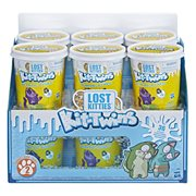 Lost Kitties Kit-Twins Blind Box Mini-Figures Mix 1 6-Pack