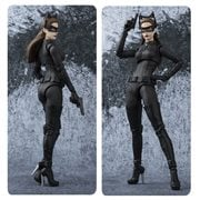 Batman The Dark Knight Rises Catwoman SH Figuarts Action Figure P-Bandai Tamashii Exclusive