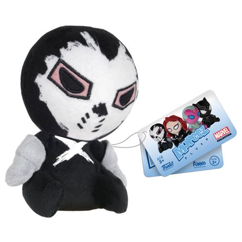 Captain America: Civil War Crossbones Mopeez Plush
