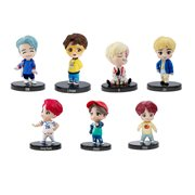 BTS Mini Vinyl Figure Case