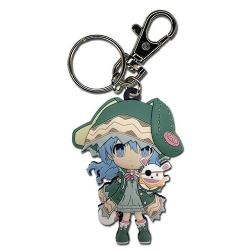 Date A Live Yoshino PVC Key Chain