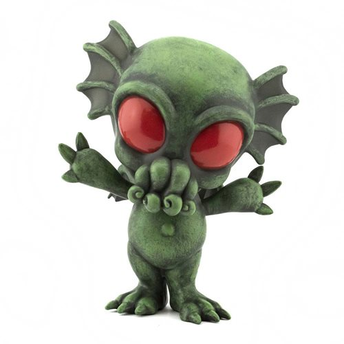 Cryptkins Unleashed Cthulhu Patina 5-Inch Vinyl Figure - Halloween Comic Fest 2020 Previews Exclusive
