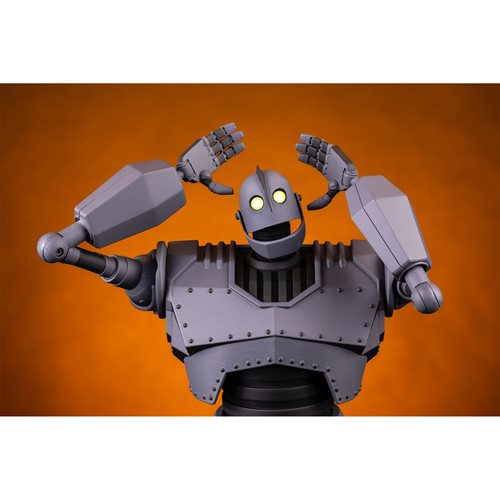 Iron Giant Mondo Mecha Action Figure
