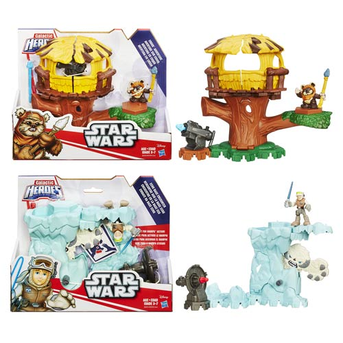 Star Wars Galactic Heroes Adventure Packs 1 Case