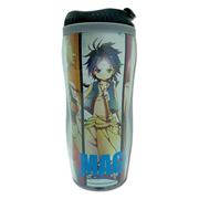Magi The Labyrinth of Magic Group Photo Tumbler