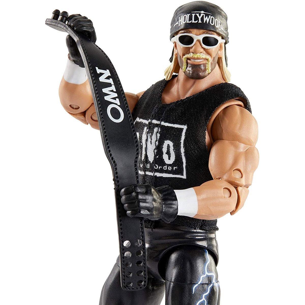 WWE Ultimate Edition Wave 7 Hollywood Hulk Hogan Action Figure-ReRun