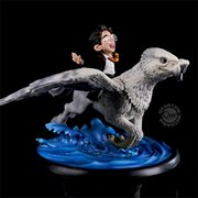 Harry Potter and Buckbeak Q-Fig MAX Figure