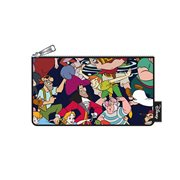 Peter Pan Character Print Pencil Case