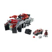 Playmobil 5156 Future Planet Darksters' Explorer Vehicle with IR Knockout Cannon