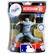 MLB Los Angeles Dodgers Clayton Kershaw 6-Inch Action Figure