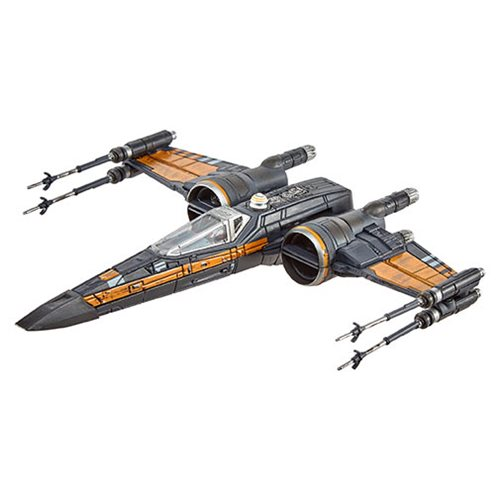 Star Wars Poe Dameron's X-Wing Hot Wheels Elite Vehicle