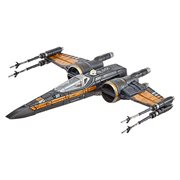 Star Wars: The Force Awakens Poe Dameron's X-Wing Hot Wheels Elite Die-Cast Metal Vehicle