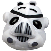 Star Wars Angry Birds Stormtrooper 5-Inch Plush