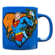 Superman Breaking Chains Mug