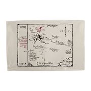 The Hobbit: An Unexpected Journey Thorin's Map Tea Towel