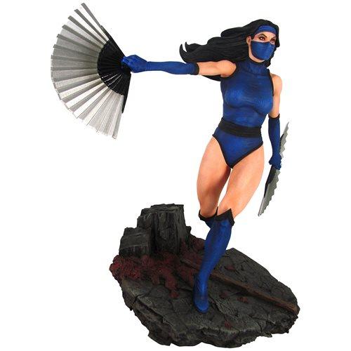 Mortal Kombat 11 Kitana Statue