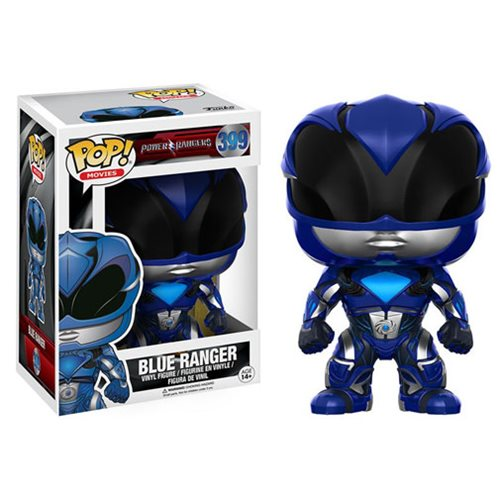 Power Rangers Movie Blue Ranger Pop! Vinyl Figure