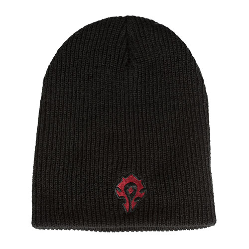 World of Warcraft Warlords of Draenor Horde Beanie