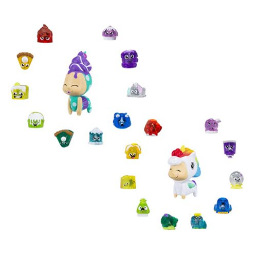 Hanazuki Lunalux Treasures Collection 1 Wave 1 Set